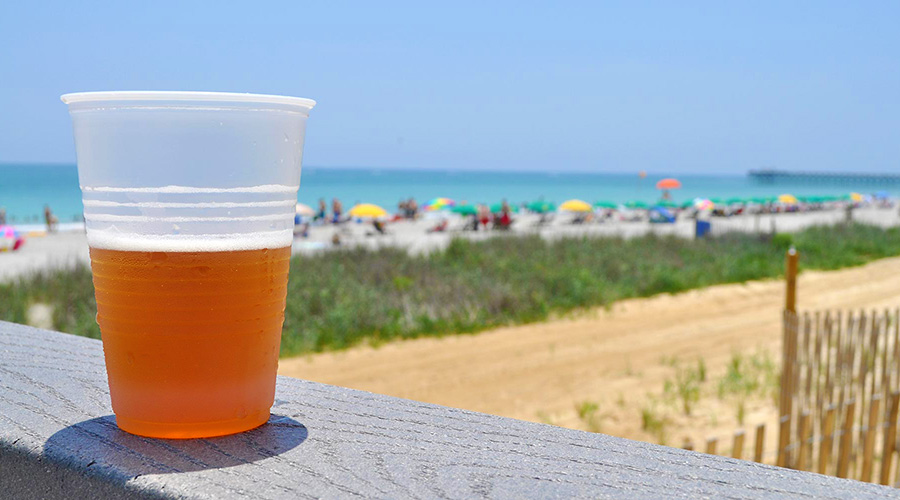 Image result for beach and beer