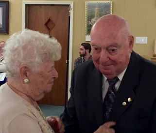 Br Sterling Bishop and wife