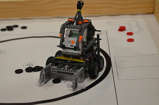 Unique (and inexpensive) robotics camp offered for rising 6th through 8th graders
