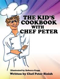 Local chef and children's cookbook author teaches more than cooking – meet him THIS weekend!