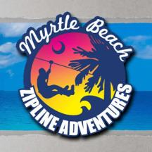 Myrtle beach Zipline Adventures on Facebook