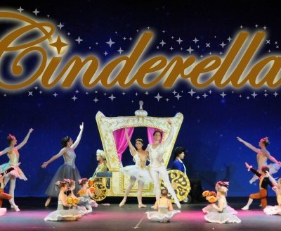 Cinderella comes to the Grand Strand courtesy of the Coastal Youth Ballet Theatre