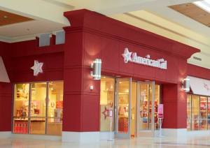 Our visit to the American Girl Store in Charlotte, NC