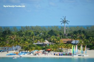 Our kid-free cruise on the Disney Wonder (Part 5: Castaway Cay)