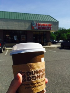 Enter to win a Dunkin' Donuts gift card TODAY!