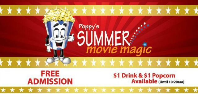free kids' movies, #myrsummerdeals2016, Grand 14, Market Common movie theater