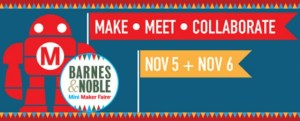 Barnes & Noble, Mini Maker Faire