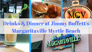 Jimmy Buffett's Margaritaville, Margaritaville Restaurants, Myrtle Beach