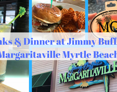 At Jimmy Buffett's Margaritaville Myrtle Beach, it's vacation time all year long!