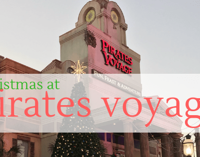 Christmas at Pirates Voyage is a Holiday Hit!