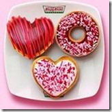Krispy Cream Valentines