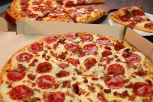 Pizza Hut Large Meat Pizza $10