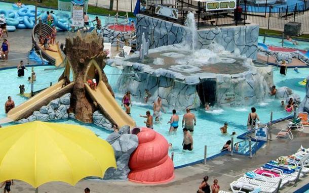 Myrtle Beach water parks discount