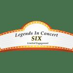 SIX Legends In Concert