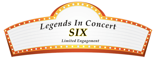 DISCOUNT to SIX Show Tickets Legends in Concert