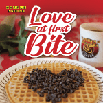 Waffle House Valentine's Day Dinner