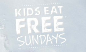 Dickey's Pit Barbecue Summer Savings Deals kids eat free sunday