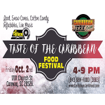 Taste of Caribbean Food Festival