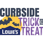 Lowes Curbside Trick or Treat