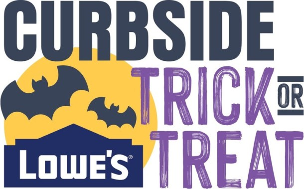 Lowe's Curbside Trick or Treat