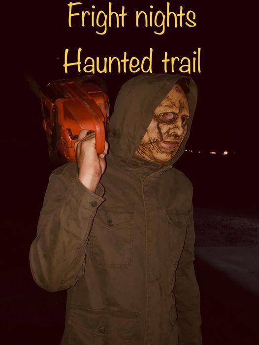 Southern Palmetto Farms Haunted Trail