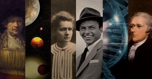 One Day University portrait collage