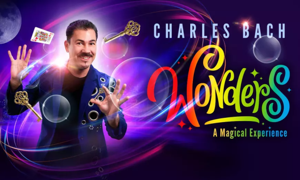 Charles Bach Wonders Discount Tickets