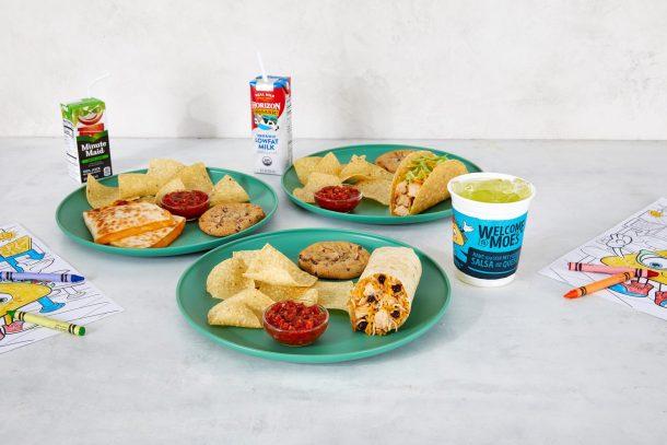 Moe's Southwest Grill Kids Eat Free