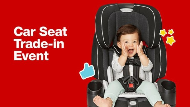 Target Car Seat Trade-in