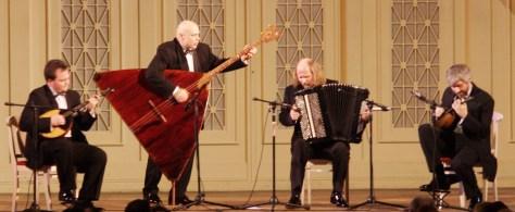 Ρωσική μουσική, Terem Kvartet