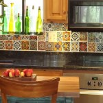 Handmade Rustic Kitchen Tiles From Mexico Rustica House