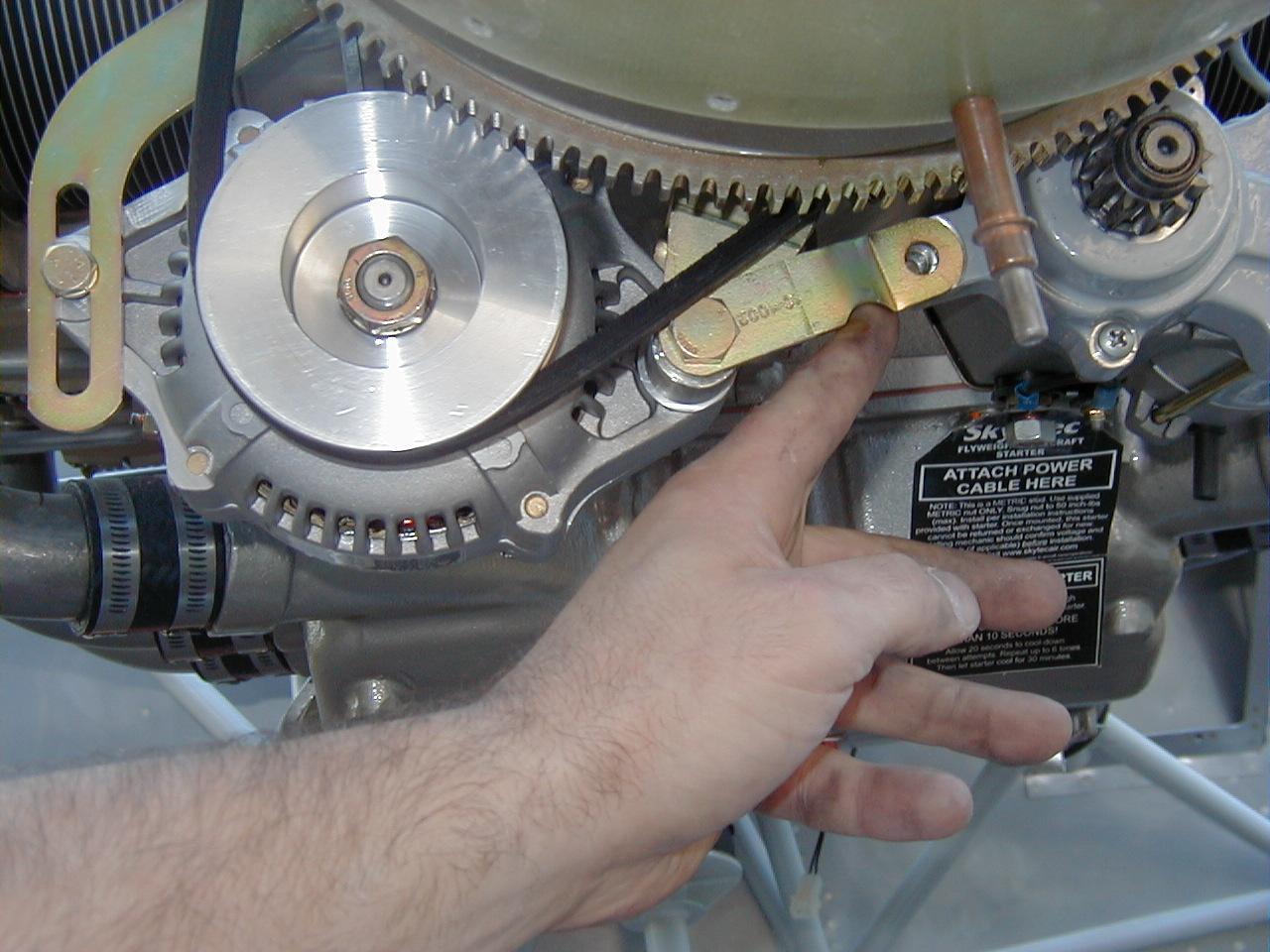 Plane Power Experimental Alternators