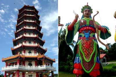 Tuaran Pagoda Ling San