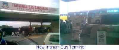 Inanam Bus Terminal
