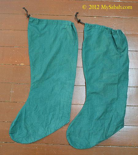 most common type of anti-leech socks