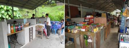 stalls of Kiansom Park