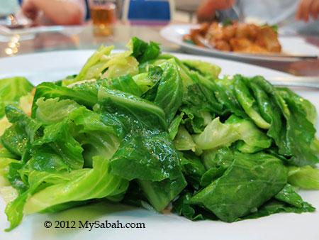 Kale (芥兰)