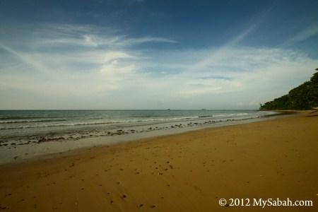 Pagong-Pagong Beach of Survivor Island