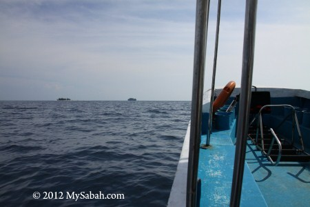 going to Snake Island of Pulau Tiga