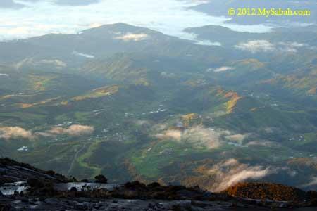 view at 7KM