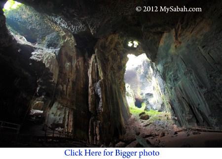 Gomantong Cave of Sabah