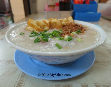 Hong Kong Porridge