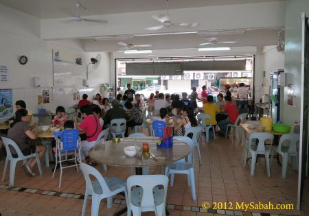 Nyuk Pau Zai restaurant