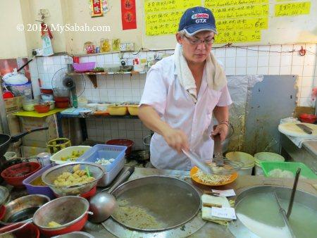 cook of Kedai Kopi Good Luck