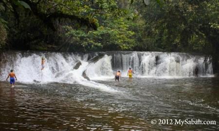Fefukan Waterfall
