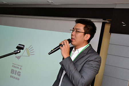 Digi: In Support of Social Media by Tai KL