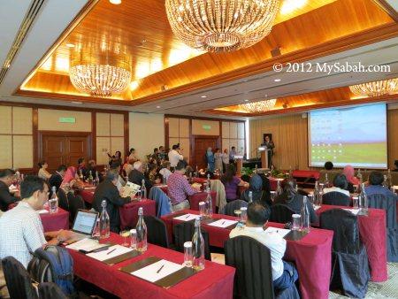 Workshop on UNESCO World Heritage Site