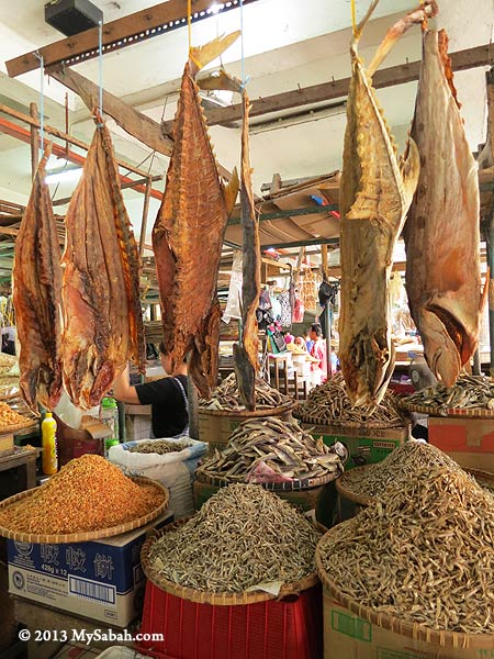 big salted fishes for sale