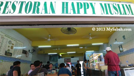 Happy Muslim Restaurant