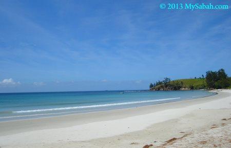 Kalampunian Beach